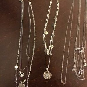 Jewelry - Pack of 7 necklaces!